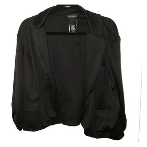 Black Blazer - XL